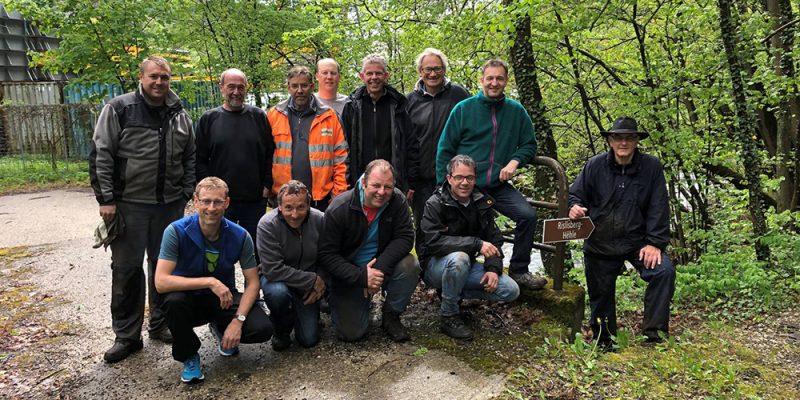 Gruppenfoto Kiwanis Club Oensingen –  Bechburg